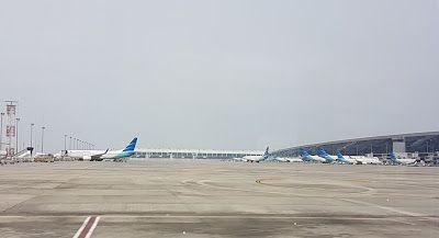 Salika Travel: Perpindahan Penerbangan Internasional Garuda Indon...