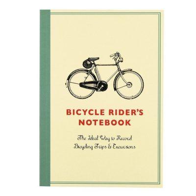 Notitieboekje fietsen retro look ✔ fietscadeautje van sportcadeautjes ✔ ook voor wielrenners