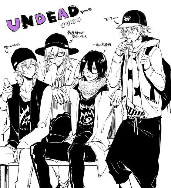 (Left to right) Akira, Isamu, Katsumi, Hideaki