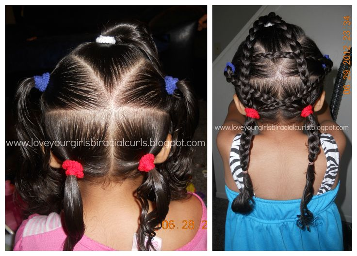 Amazing 1000 Images About Kids Hair Styles On Pinterest Curly Hair Short Hairstyles Gunalazisus