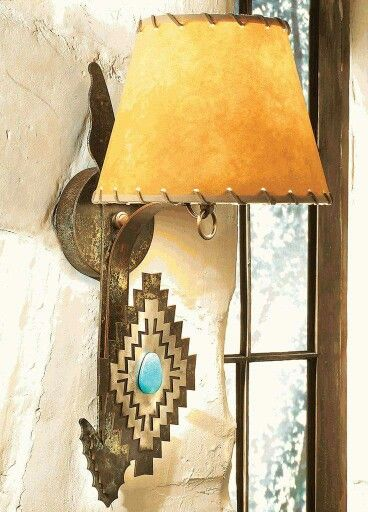 Contemporary Native American - lamp | decor | Pinterest ...