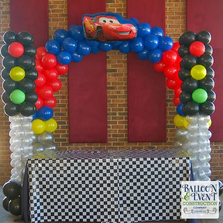 94 best images about children 39 s parties on pinterest for Balloon ideas for kids