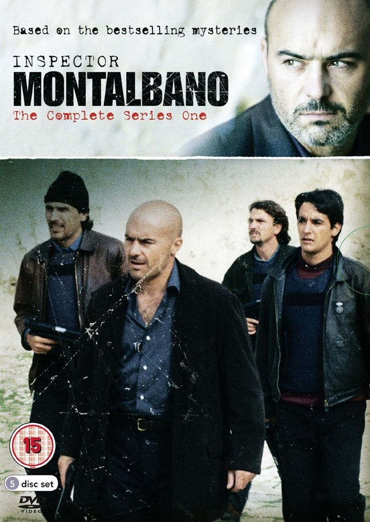 Gripping tales from inspector Montelbano ,start with series one , and get to know salvo from the beginning.