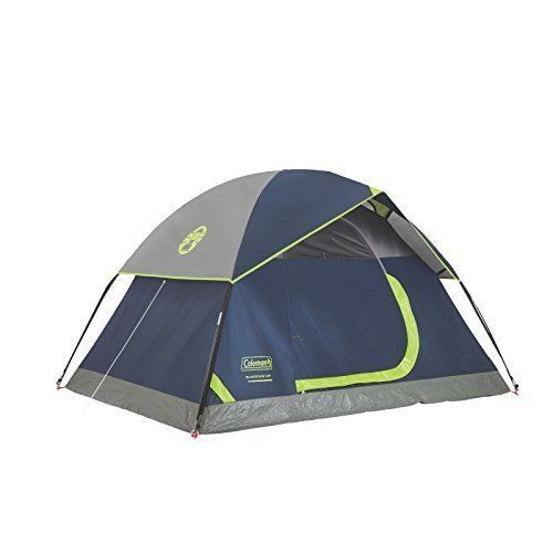 Outdoor Camping Hiking Beach Tent Shelter 2 Persons Waterproof Kids Adults NEW #Coleman