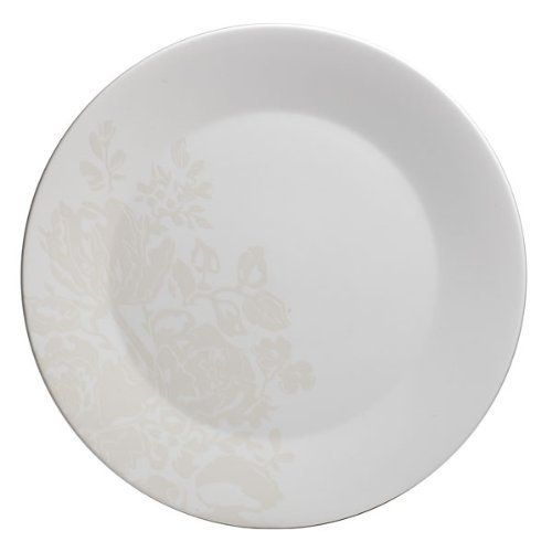Monique Lhuillier for Waterford Bliss Cream Casual Dinnerware - Dinner Plate Cream by Monique Lhuillier Waterford China. $17.50. Brand New - First Quality. Dimensions: N\A. Dinner Plates - Monique Lhuillier'S New Casual Dinnerware Pattern, Bliss, Represents The Exquisite Style And Soft Colors Seen In Her Bridal And Evening Gowns. This Pattern Offers A Timeless Design And Transitional St - Made In Imported