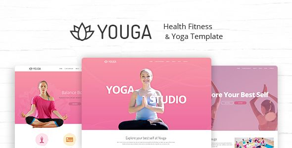 Youga - Yoga Studio PSD Template by DesignGalaxy8 Youga is a clean PSD template suitable for Yoga Center, Yoga Studio and Yoga Trainer. You can customize it very easy to fit your needs.  1/ Features:20 Layered PSD¡¯s 04 Homepage layouts Responsive Design Google Free Fonts Active