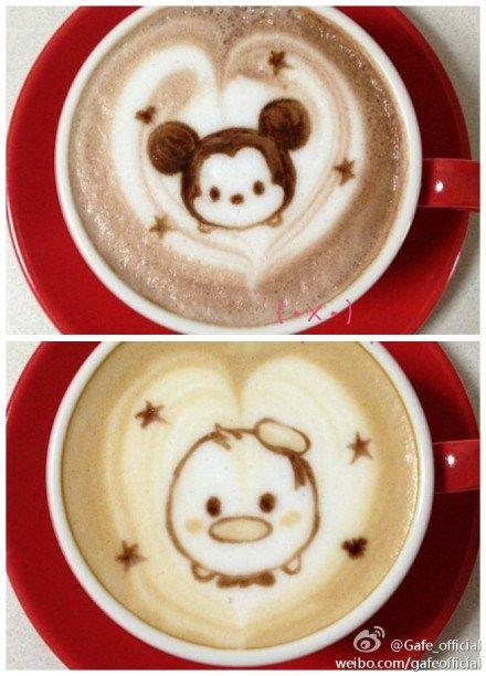 disney tsum tsum | ... 不如一邊玩Disney tsum tsum,一邊飲番杯tsum tsum coffee la