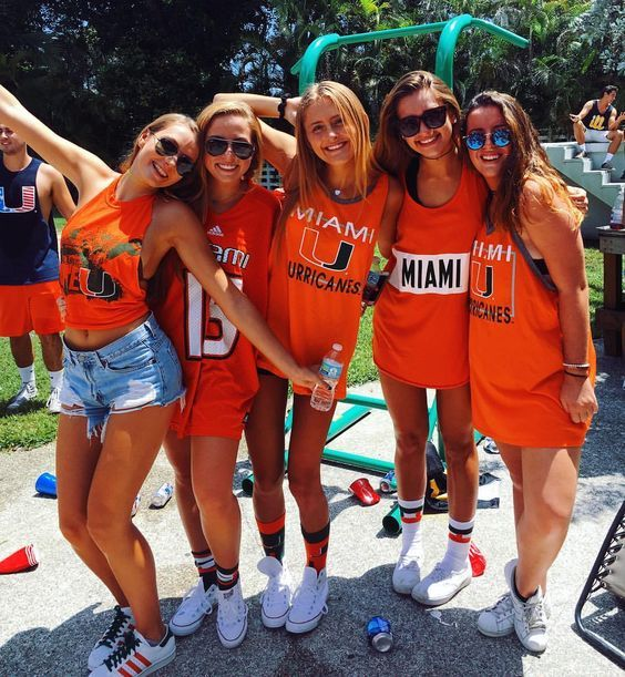 University of Miami Hurricanes Game Day