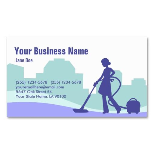 273 best cleaning business cards images on pinterest janitorial commercial cleaning business card colourmoves