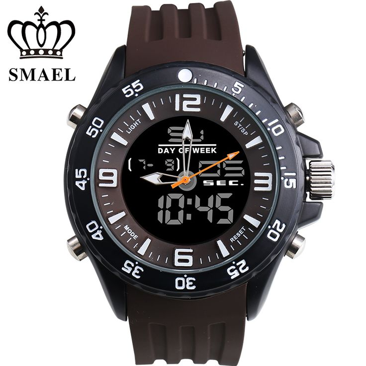 SMAEL New 2017 Men Waterproof Watches  Luxury Famous Male Clock Fashion Band Watches Gift for Men Outdoor Sports Watches 1021