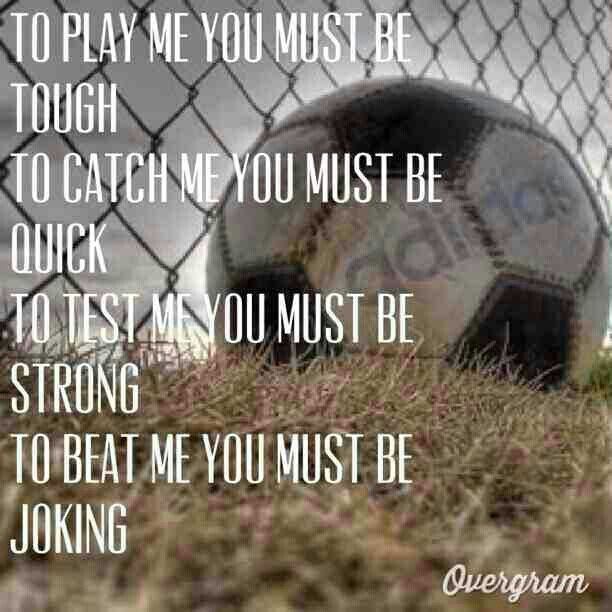 Soccer motivation... I like to share a daily motivational quote with my kids, this is a great one! Visit YLOilHappy.com for other motivational ideas