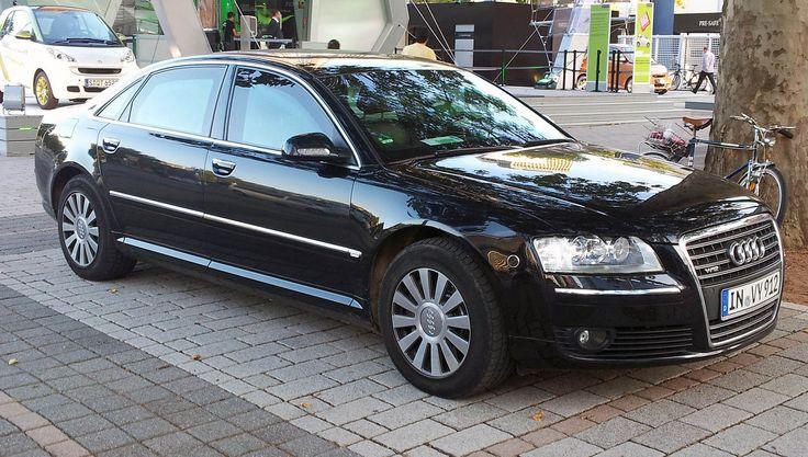 Black Audi A8 L W12 Security (D3-2) fr IAA 2011 - Audi A8 - Wikipedia
