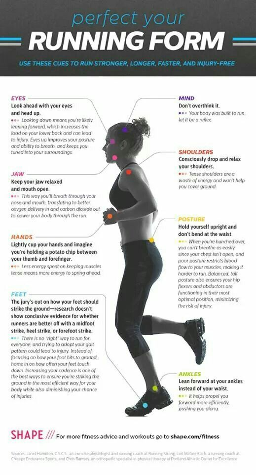 115 best Running!!! images on Pinterest Fitness motivation - proper running form
