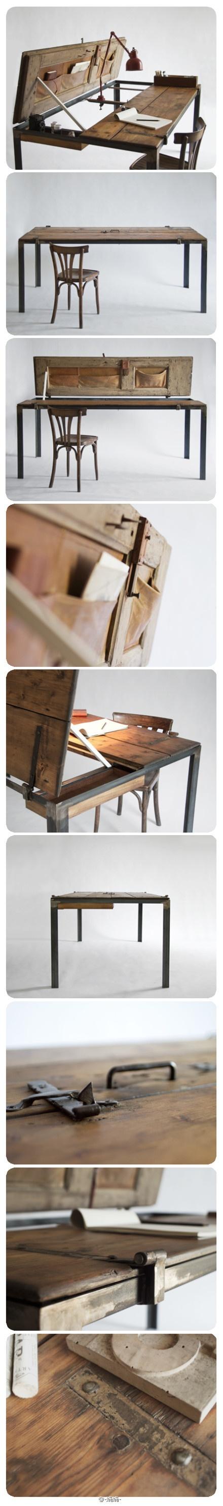 Best 25+ Old door desk ideas on Pinterest   Door desk, Door table ...