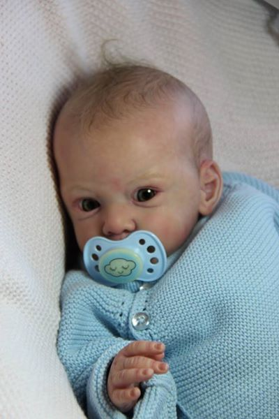 Baby - By Gudrun Legler Art Dolls