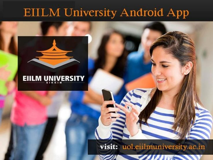 EIILM University has developed Android app for a great learning experience to delivering education in life transforming way for student. Discover a better way of learning - an excellent app for the 21st century learners has been designed by EIILM University with an excellent customizable widget and easy to use interface. Get ready to explore and discover fun of learn with escalating technology has made learning and teaching a real fun.