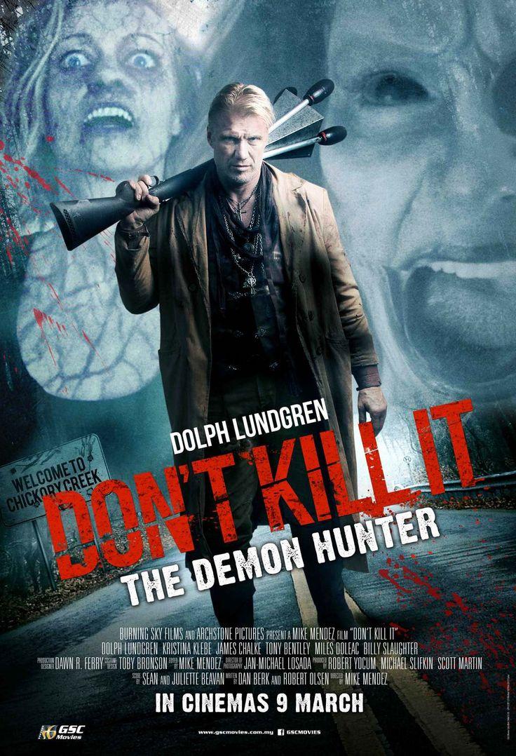 Don't Kill It 2017 Film -  https://www.hatici.com/dont-kill-it-2017-film - #Don'TKillIt, #Fragmanlar, #Trailers Don't Kill It 2017 Film Küçük bir Mississippi kasabasında orada yaşanlardan aktarılarak gelen bir kötülük barınmaktadır. Bu kötülükle başa çıkmanın ve hayatta kalmanın tek yolu ise daha önce bu teröre karşı çıkmış olan ufacık bir iblis avcısı (Dolph Lundgren) dır. Bir FBI ajanıyla birlikte... - hatici