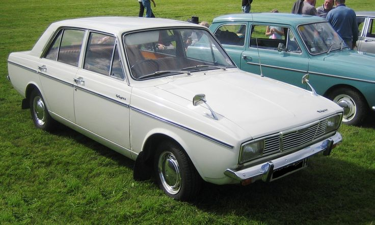 hillman hunter - dads car