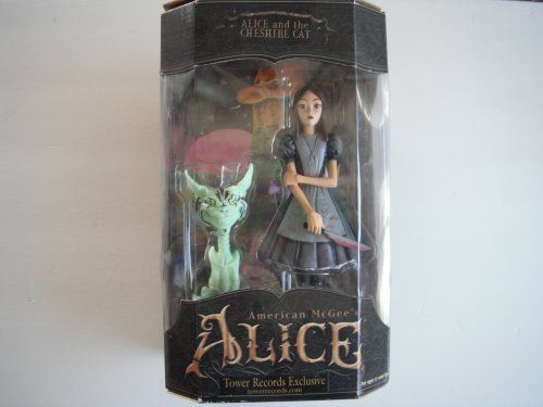 AMERICAN McGees ALICE ALICE and the CHESHIRE CAT TOWER RECORDS EXCLUSIVE -- Be sure to check out this awesome product.