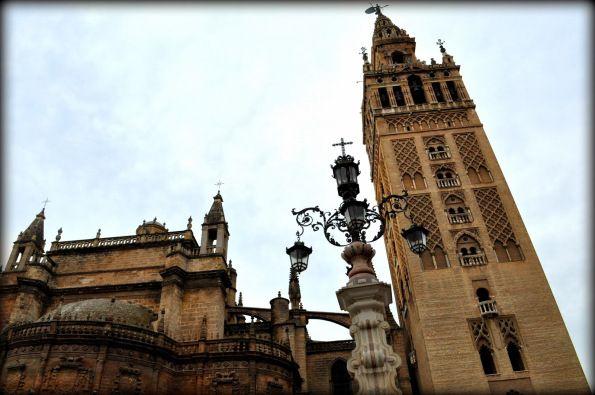 La Giralda. Sevilla.