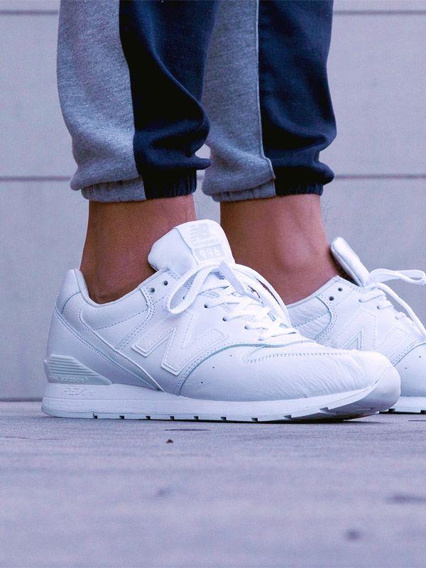 New Balance 996: White
