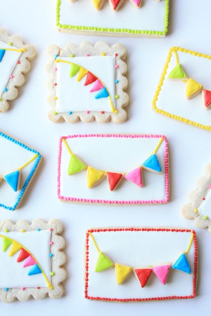 Sew Yummy: Cookie Bunting | Craftstorming