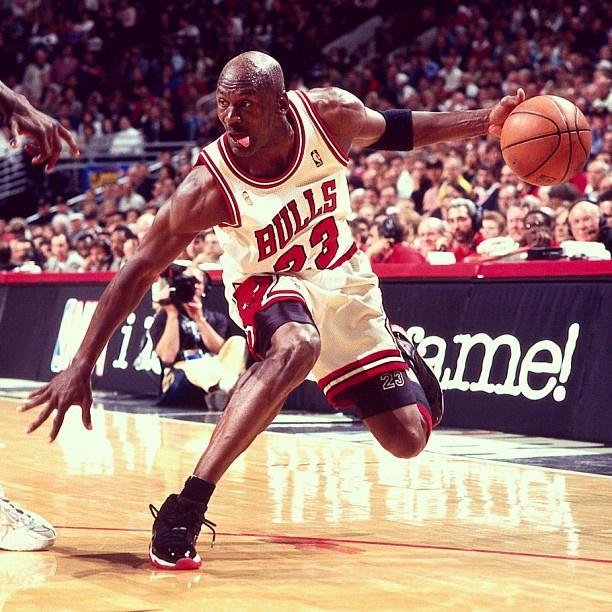"Michael ""Air"" Jordan. Cosas de los 90"