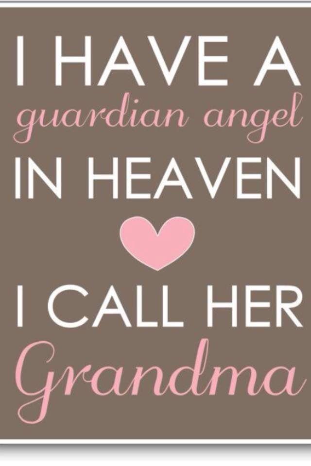 Still Miss You Grandma Heaven
