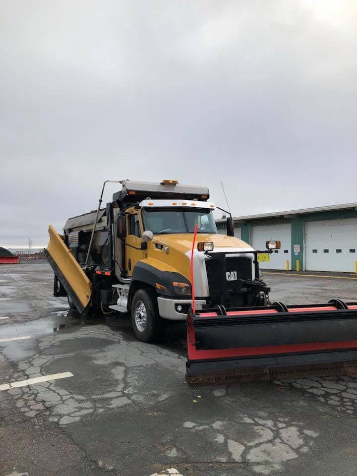 Pin By Mark William Wilcox On Snow Plow Trucks Snow Plow Truck