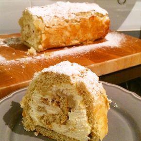 Fastlagsrulltårta - Glutenfritt med Sandra - alla har rätt till gofika!
