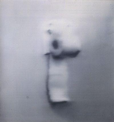 Toilet Paper, Gerhard Richter