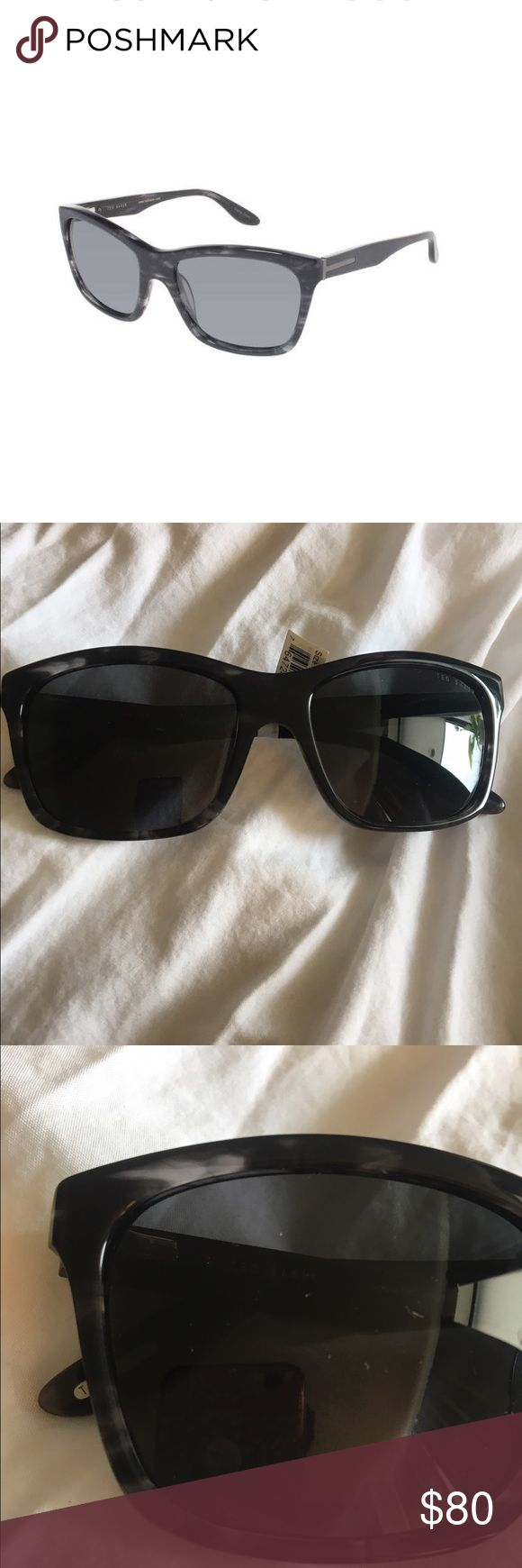Ted Baker Black Horn Sunglasses New Ted Baker designer sunglasses brand new with tags in Black Horn. Looks like a dark tortoise. Got these as a gift and I have way too many sunglasses! Ted Baker Accessories Sunglasses