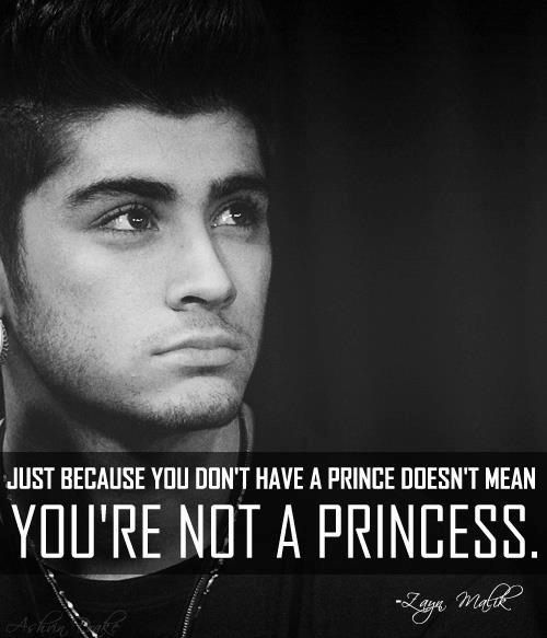 Zayn Malik quotes are the bestZayn Malik Quotes Princess