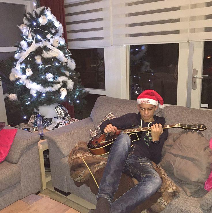 Kerst met simon