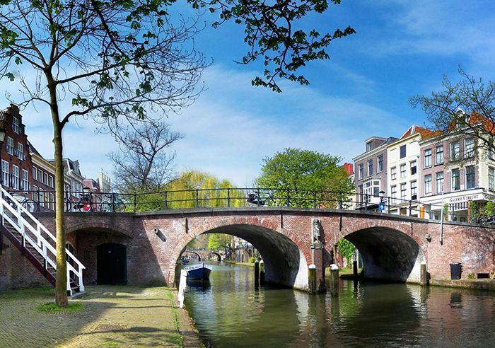 Utrecht, five tips by ... Nieuwegracht  Nomad&Villager