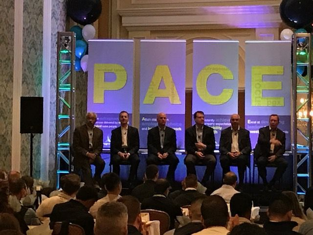 Progrexion's executive team kicks off our 2017 sales summit. More than 200 leaders are gathered for two days to discuss the future of product, company growth and the opportunity we provide consumers to take control of their financial situations.
