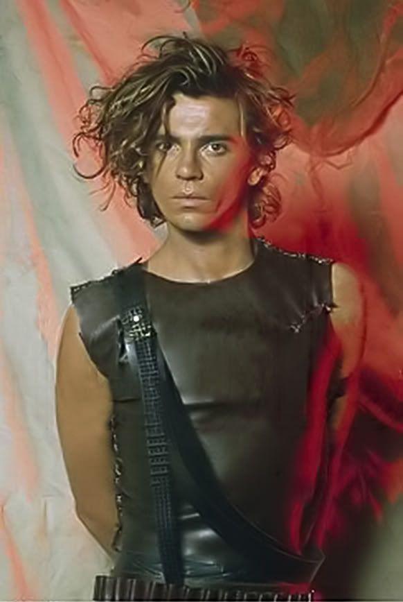 Michael Hutchence - Australian singer