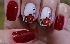 Resultado de imagen para uñas decoradas winnie pooh