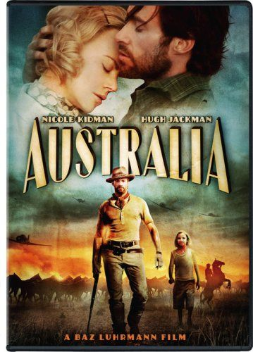 Australia $9.99: Fav Movie, Australia Dvd, Nicole Kidman, Film Music, Baz Luhrmann, Good Movie, Hugh Jackman, Favorite Movie, Favorite Film