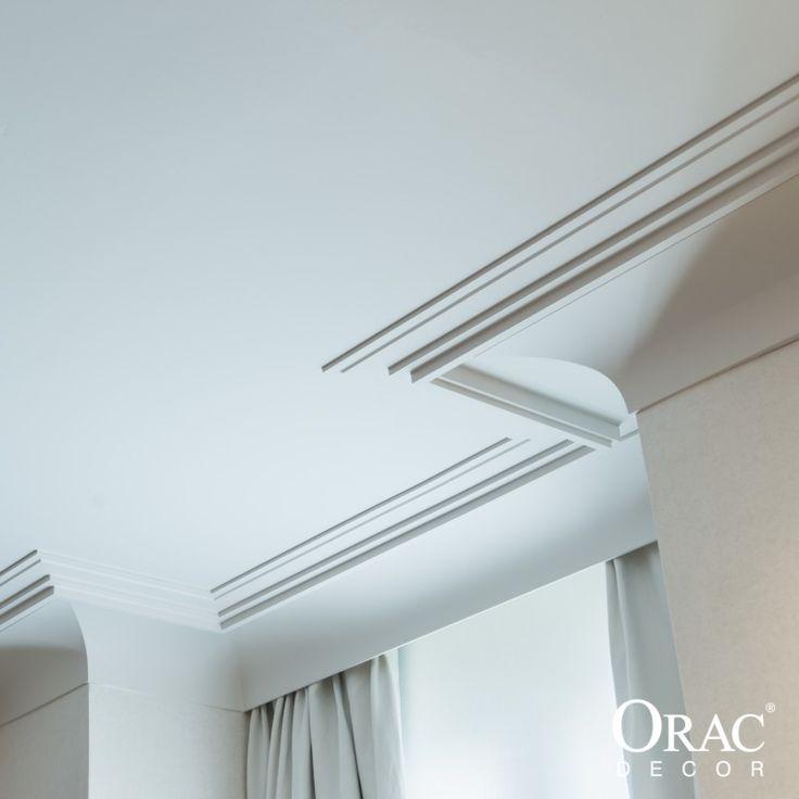 Cornisas para cortinas: solución práctica, acabado elegante | Consejos & trucos | Orac Decor