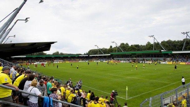 Der SV Wilhelmshaven spielt mittlerweile in der Bezirksliga.
