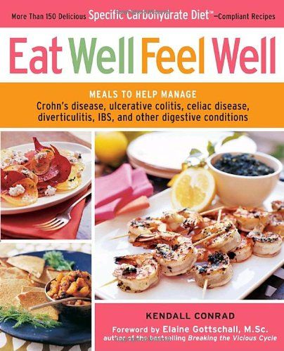 Eat Well, Feel Well: More Than 150 Delicious Specific Car... http://www.amazon.de/dp/0307590607/ref=cm_sw_r_pi_dp_AS0gxb0N1RCPX