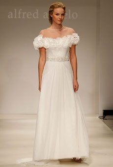 Style 8503J by Modern Vintage by Alfred Angelo - Fall 2012