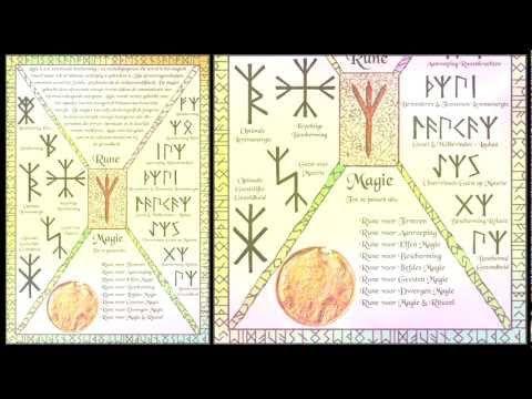 Runen Orakel & Magie deel 4 - YouTube