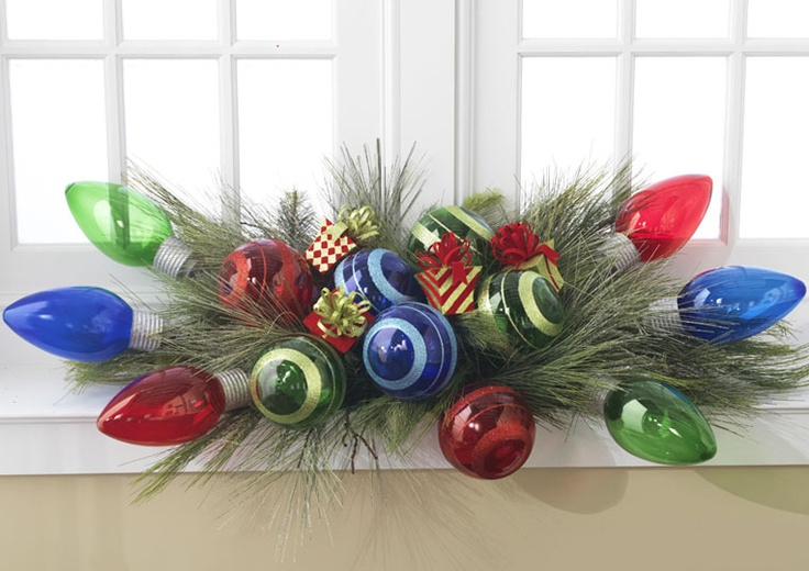 Decorated Swags & Wreaths: Count Down To Christmas ...