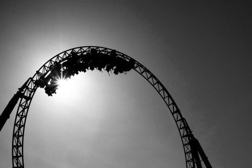 Best 25+ Roller Coaster Quotes Ideas On Pinterest