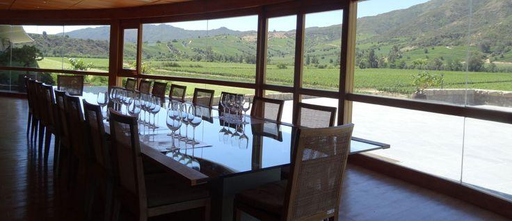 Montes Winery in Santa Cruz, Colchagua Valley, Chile - #Pinterest-Colchagua-Tours-Wine-Tours