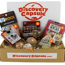 Monthly subscription: Discovery Capsule: Christmas gift ideas for the kids