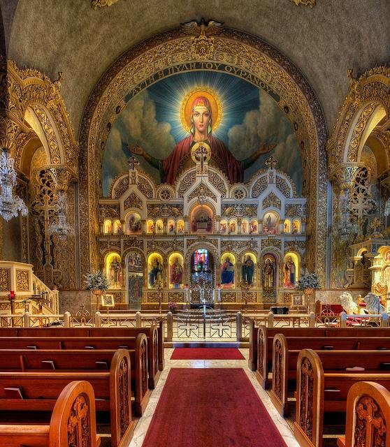 St. Sophia Greek Orthodox Cathedral Los Angeles, CA