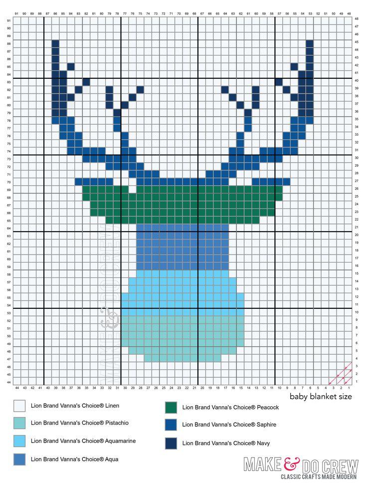 369 Best Crochet Graph Patterns Images On Pinterest